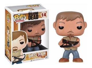 Daryl - The Walking Dead Serie 1 - Funko Pop Tv - Nº14
