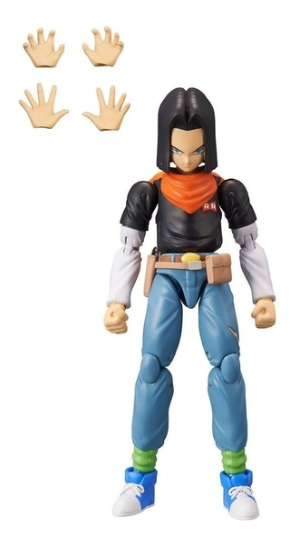 Dragon Ball Super - Stars Series - Android 17 - Bandai