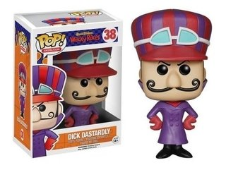 Dick Vigarista Funko Pop Hanna Barbera #38