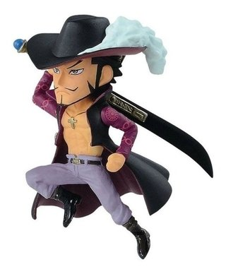 One Piece Wcf History 20th Dracule Mihawk 06 Banpresto