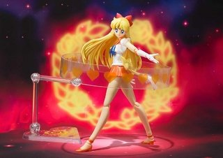 Super Sailor Venus - Sailor Moon - S.h. Figuarts - Bandai