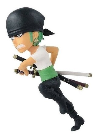 One Piece Wcf History 20th Roronoa Zoro 03 Banpresto