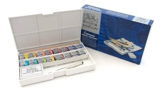 Aquarela Winsor & Newton Cotman Deluxe Sketchers 0390060