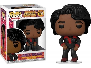 Boneco Funko Pop Rocks James Brown 176