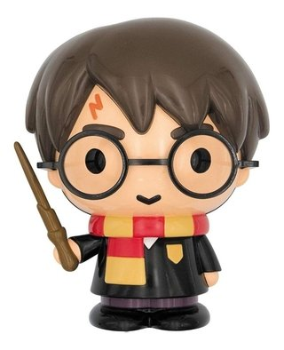 Busto Cofre Harry Potter Monogram - Bust Bank Cofrinho