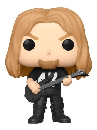 Boneco Funko Pop Rocks Slayer Jeff Hanneman 155