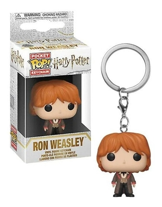 Chaveiro Funko Pop Keychain Harry Potter Ron Weasley 6305