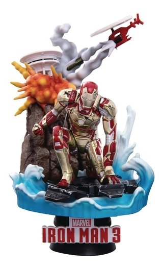 Iron Man Mark 42 - D-stage Beast Kingdom