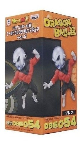 Dragon Ball Jiren Wcf 054 Banpresto - Torneio Do Poder