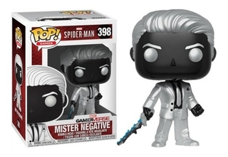 Boneco Funko Pop Spider Man Mister Negative Gamerverse 398