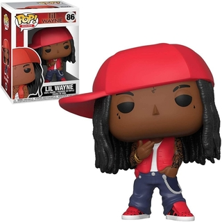 Boneco Pop Lil Wayne 86 Funko Pop Rock