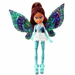 Boneca Winx Club - Tynix Mini Magic Layla 12 Cm - Wxmm001