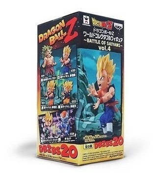 Dragon Ball Super Saiyan Gohan 20 Wcf Banpresto