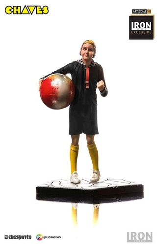 Quico Art Scale 1/10 - Chaves - Iron Studios