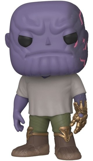Thanos In The Garden #579 Avengers Endgame - Funko Pop