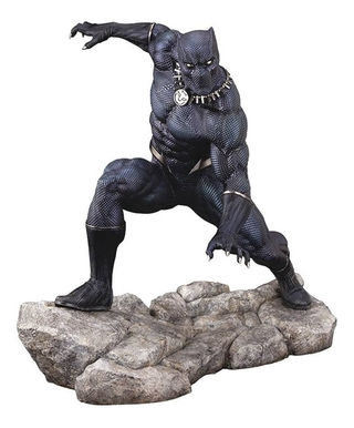 Black Panther Artfx Premier Series - Marvel Comics Kotobukia