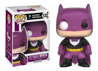 Funko Pop Heroes Impopster - Batman / Penguin #122