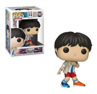 Bts J-hope #102 Kpop Pop Funko Rocks Com Inmetro