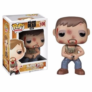 Daryl Ferido The Walking Dead Serie 4 - Funko Pop Tv - Nº100
