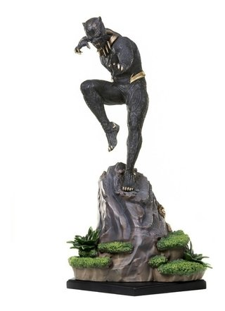 Killmonger Bds - 1/10 - Black Panther - Iron Studios