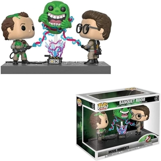 Boneco Funko Pop Movies Ghostbusters Banquet Room 730