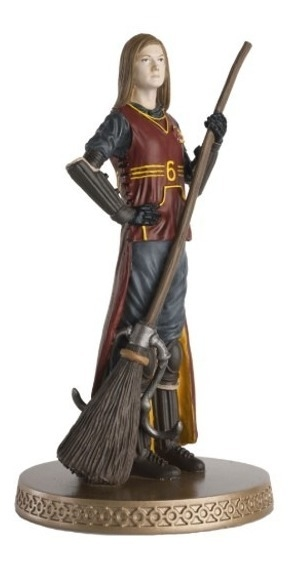 Harry Potter Wizarding World Ginny Weasley 1/16 Eaglemoss