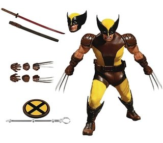Wolverine - Marvel One: 12 Collective - Mezco