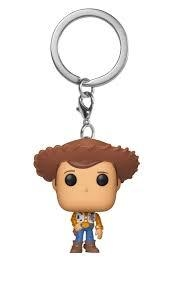 Chaveiro Funko Pop Pocket Toy Story 4 Sheriff Woody