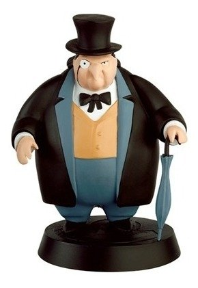 Pinguim Batman Animated Series Dc Eaglemoss