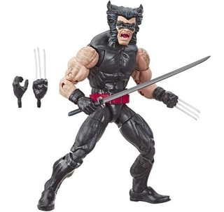 Figura Marvel Legends 80th X-men Comics Wolverine Hq E5296