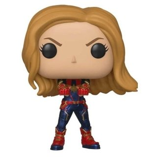 Capitain Marvel 459 Marvel Capitã Marvel Pop Funko