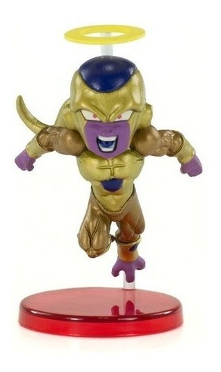 Dragon Ball Golden Freeza Wcf 052 Banpresto