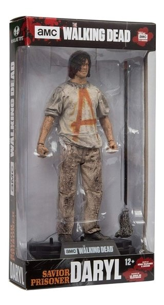 Daryl Dixon - The Walking Dead - Color Tops Series Mcfarlane