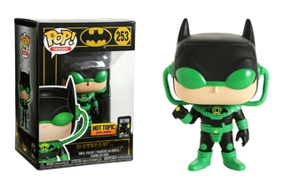 Boneco Funko Pop Heroes Dc Batman The Dawnbreaker 253