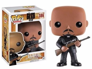Funko Pop Tv: The Walking Dead - Gabriel #386