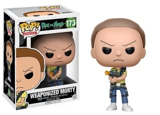 Weaponized Morty - Rick And Morty - Funko Pop Animation 173