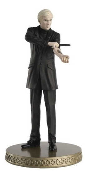 Harry Potter Wizarding Draco Malfoy 1/16 Eaglemoss 3902