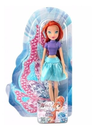 Boneca Winx Club - My Fairy - Bloom 30 Cm - Wxmf001