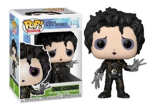 Funko Pop Movies Edward Scissorhands Mãos De Tesoura 979