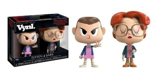 Eleven+ Barb - Stranger Things - Funko Vynl.