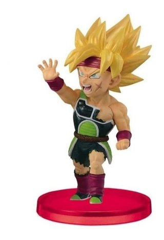 Dragon Ball Super Saiyan Bardock 23 Wcf Banpresto
