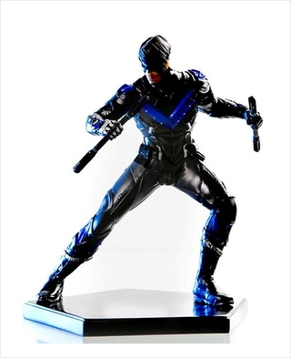 Nightwing - Arkham Knight - 1/10 Art Scale - Iron Studios