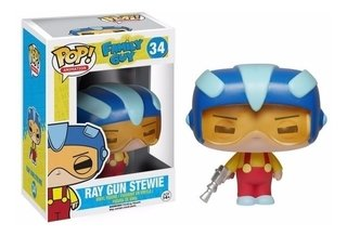 Funko Pop Family Guy Ray Gun Stewie 34