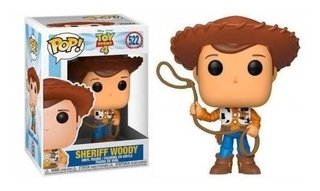Sheriff Woody #522 - Toy Story 4 - Funko Pop