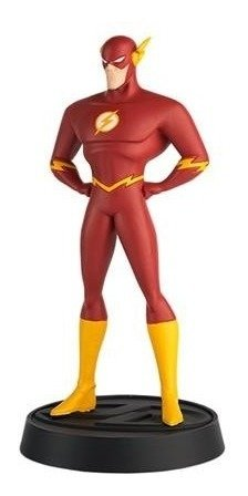 Flash Animated Series Eaglemoss Dc Liga Da Justiça