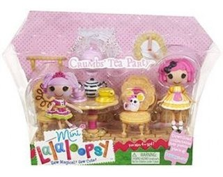 Mini Lalaloopsy - Crumbs' Tea Party Buba 2821