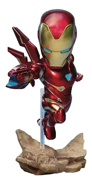 Mini Egg Attack Avengers Iron Man Mark L Beast Kingdom