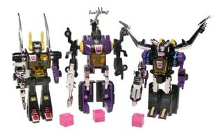 Transformers Insecticons Platinum Edition B0768 Hasbro