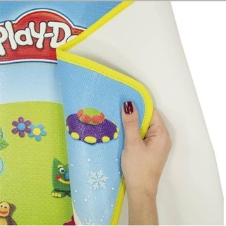 Play-doh Tapete Divertido Emborrachado Antiderrapante 80814