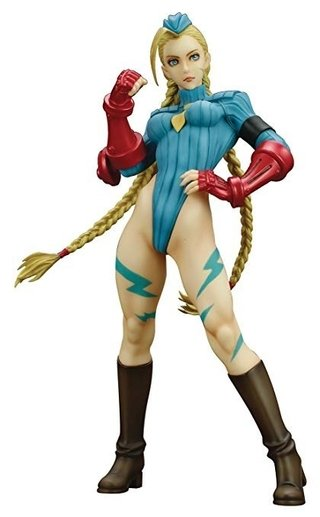 Street Fighter Cammy Alpha Costume - Bishoujo - Kotobukiya